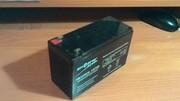 Аккумулятор энергия RB1270CS 12V7Ah,  Одесса