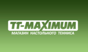 Интернет-магазин товаров для настольного тенниса TT-Maximum