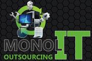 Монолит Аутсорсинг - Аудит,  и поддержка информационных систем.