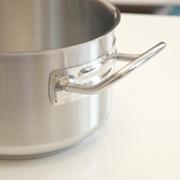 Новая посуда из нержавеющей стали