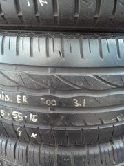Летние шины Bridgestone 205/55 R16