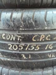 Летние шины Continental CPC 205/55 R16