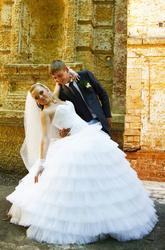 Платье свадебное бу одесса