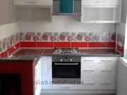 Заказать кухню белый глянец украинских производителей
