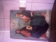 икона святая тройца