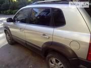 Hyundai Tucson 2007 идеальное состояние