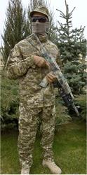 Костюм полевой военный камуфляжный бк041