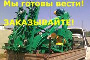 Новый зернометатель ЗМ-60у