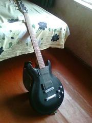 продам электрогитару Lag Roxane-200 Matt Design (black)