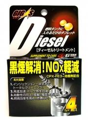 GIGAS Diesel - Присадка в дизельное топливо