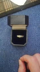 Кольцо Tiffany (копия) с бриллиантом 0, 56к