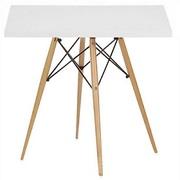 Стол обеденный Тауэр ВУД,  деревянный,  размер 80*80 см