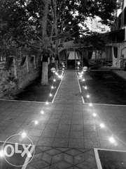 Аренда и изготовление гирлянд из ламп накаливания