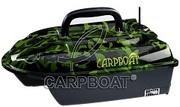 Кораблик для прикормки Carpboat Camo 2, 4GHz