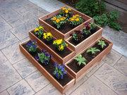 Вазоны садовые для цветов