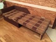 Раскладной детский диван Кубус,  ткань Мега
