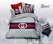 Продам шикарное постельное белье Linda расцветка Gucci,  качество отлич