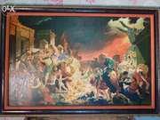 Картина Последний день Помпеи