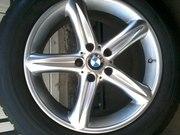 Продам шины с дисками Michelin Latitude Alpin HP 255/55 R18