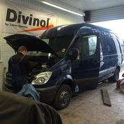 ремонт микроавтобуса  Спринтер,  автосервис микроавтобусов