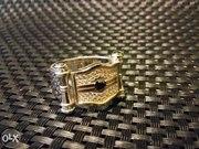 Продам золотой перстень оригинального дизайна Cartier