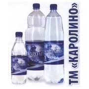 Оптом минеральная вода ТМ «Каролино» газ/негаз