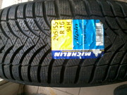 Продам новые Michelin Alpin A4 205/55 R16