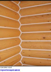 Домов со сруба и бань по технологии Тёплый шов.Украине, Одесса