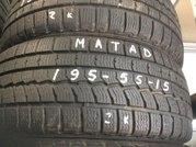 Зимние шины Matador Nordicca 195/55 R15