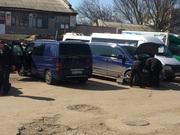 ремонт микроавтобусов Мерседес Спринтер и Фольксваген