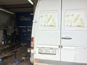 СТО ,  автосервис ,  ремонт микроавтобусов Мерседес Одесса