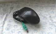 Мышка A4Tech OP-620D,  PS/2 (проводная 1.55м)