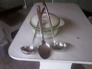 Продам:набор чугунная эмалированная посуда-СССР. 1600 грн.