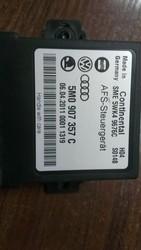 Блок управления корректором фар Audi Q 3 2012 2.0