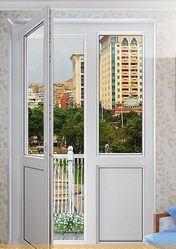 Продам металопластиковые двери новые 3000 грн.