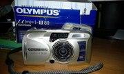 Фотоаппарат пленочный Olympus mju III 80