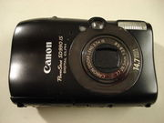 Новый фотоаппарат Canon PowerShot SD990 IS