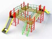 Игровые комплексы  детские площадк