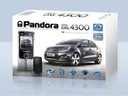Продажа,  установка сигнализации Pandora в авто и мотоцикл Одесса