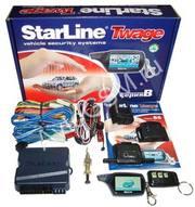 Продажа,  установка автосигнализации Starline Одесса