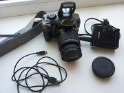 Продам Canon EOS 1100D 18-55 (серый)