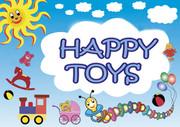 Детские игрушки и прикольные товары Happytoys