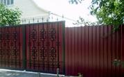 Забор из профнастила недорого в Одессе.