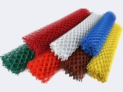 Сетка рабица от производителя оцинкованная и ПВХ покрытием