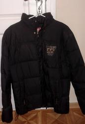 продам мужскую куртку_пуховик (б/у)