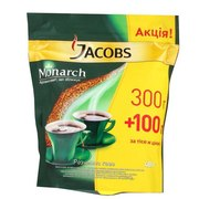 Кофе Jacobs Monarch 300+100 грамм