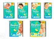 Продам оптом памперсы Pampers Active Baby GIANT PACK