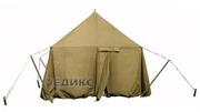 палатка брезентовая, тенты, навесы для отдыха и туризма