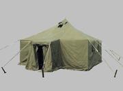 тенты брезентовые палатки лагерные, пошив под заказ