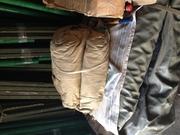 продам навесы, тенты брезентовые палатки военные, пошив под заказ